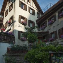 Gästehaus Jutta im Sommer