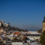 Gößweinstein im Winter